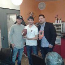 Cologne Ronin MVPs 2014