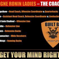 Ladies: Der Coaching-Staff